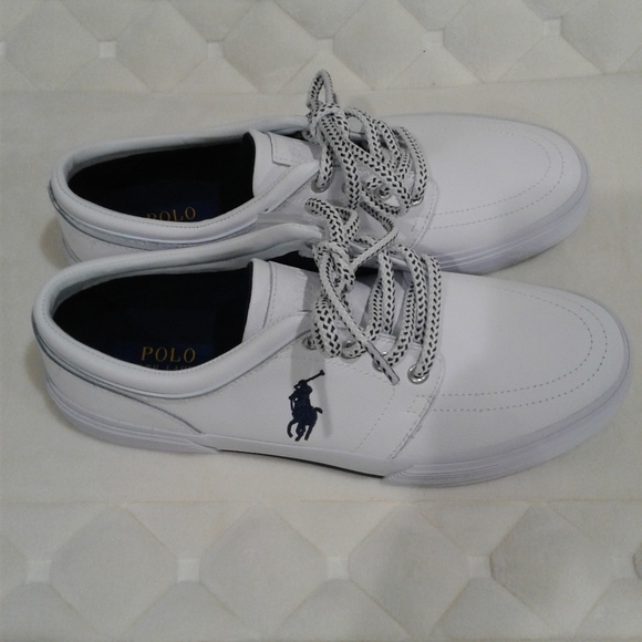 65370697fd5e2 Polo Ralph Lauren Men s Faxon low sneakers